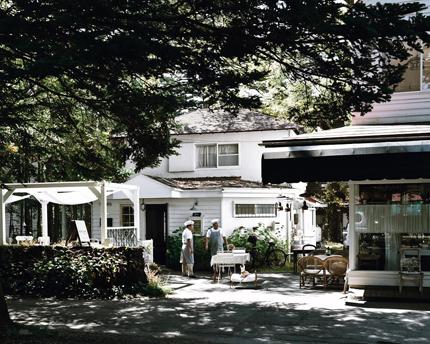 Sajilo Cafe Forest / Atelier Sajilo : 軽井沢